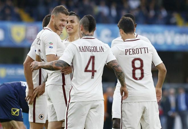 Video Roma Atletico Madrid, Champions League (LaPresse)