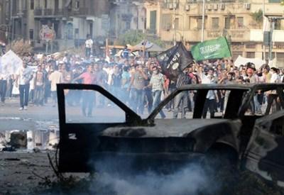 I recenti attacchi contro l'ambasciata Usa al Cairo