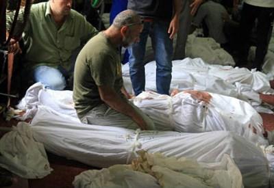Morti in Egitto (InfoPhoto)