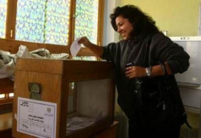 Chi vincerà le elezioni in egitto? (Foto: Infophoto)