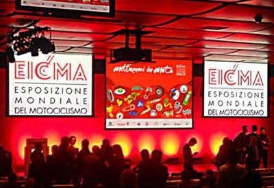 Eicma 2015 (foto da Facebook)