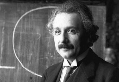 Albert Einstein (1879-1955) (Foto dal web)