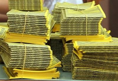 Le schede elettorali (Foto: Infophoto)