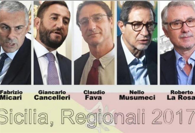 Per gli exit poll Musumeci presidente, in Sicilia vince il centrodestra unito