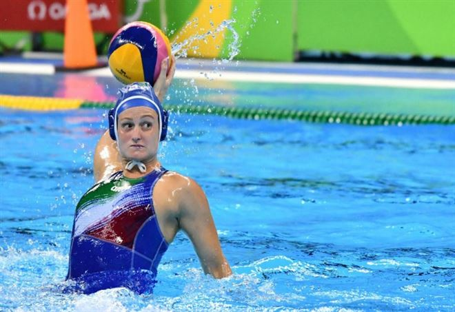 Diretta Italia-Canada pallanuoto: Elisa Queirolo (LaPresse)