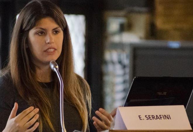 Assessore Elisa Serafini (Foto Facebook)