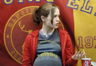 La protagonista del film Juno