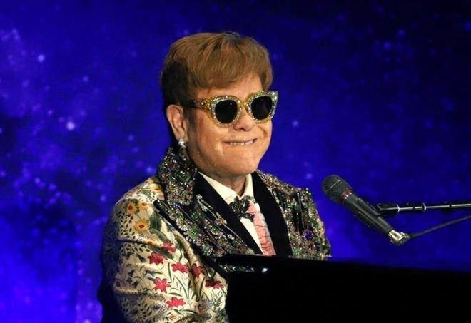 Elton John (LaPresse)
