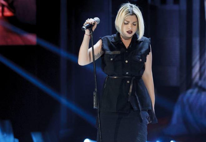 Emma Marrone a Radio Italia live