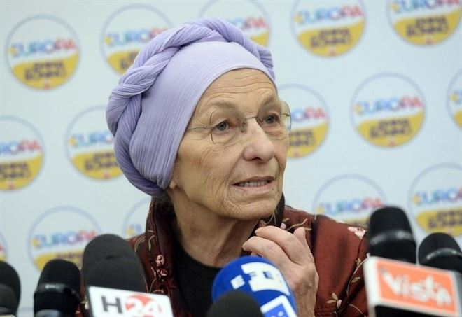 Emma Bonino (LaPresse)