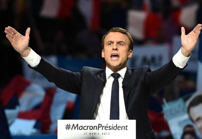 Risultato Elezioni Francia 2017, vittoria per Macron (LaPresse)