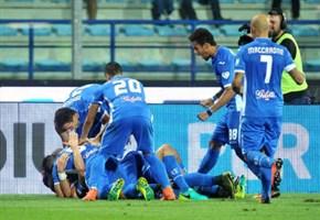 PAGELLE EMPOLI-LAZIO / Voti Fantacalcio, i migliori: Keita uomo match al Castellani (Serie A 2016-2017, 25^ giornata)