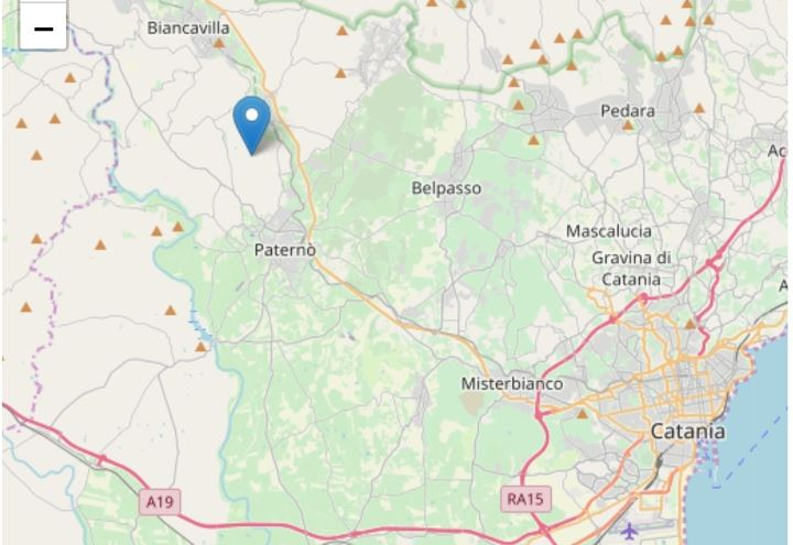 Terremoto catania magnitudo 4 8 ultime notizie 40 for Cucinare per 40 persone