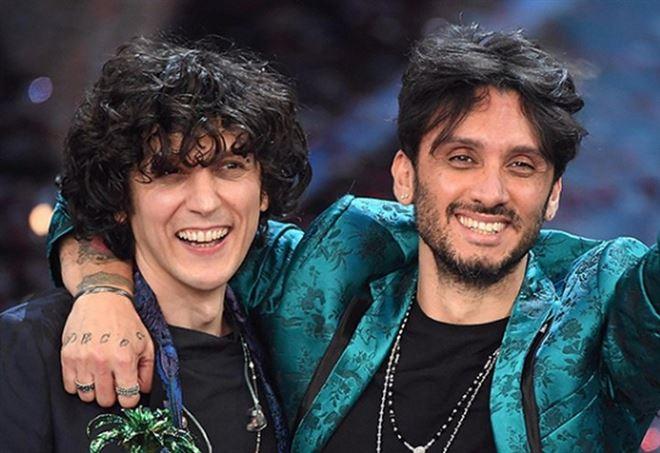 Ermal Meta e Fabrizio Moro, flirt smentito (Web)