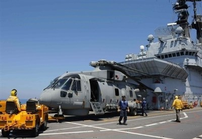Marina Militare (Fonte Infophoto)