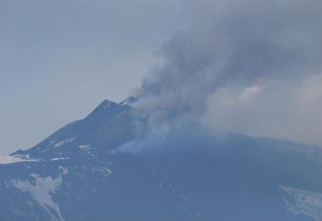 Etna (Foto: LaPresse)