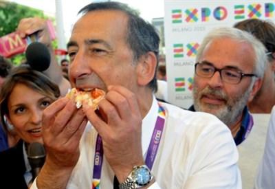 Giuseppe Sala, commissario di Expo 2015 (Infophoto)