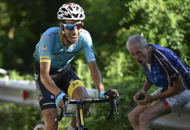 Tour de France, caduta choc in discesa per Richie Porte