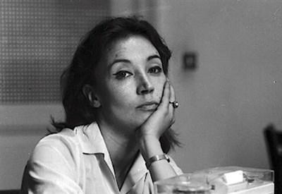 Oriana Fallaci (Immagine d'archivio)