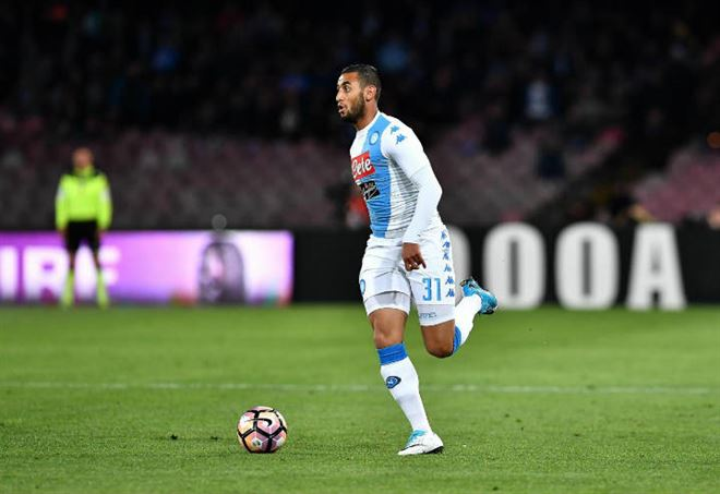 Serie A Ghoulam: