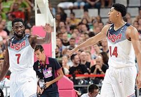 Video USA-Serbia (risultato finale 129-92) / Gli highlights della partita (finale Mondiali basket 2014, domenica 14 settembre)