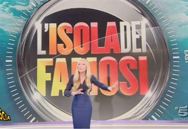 Federica Panicucci contro Francesco Vecchi (Canale 5)
