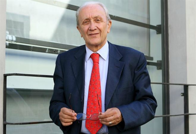 È morto il giudice Ferdinando Imposimato (LaPresse)