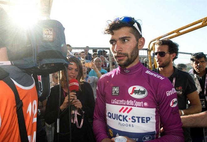 Diretta Giro d'Italia: oggi ultima chance per Gaviria e gli altri velocisti (LaPresse)