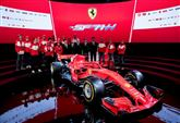 Formula 1, nuova Ferrari SF71H/ Lapo Elkann: Vorrei vedere le Rosse dominare il campionato
