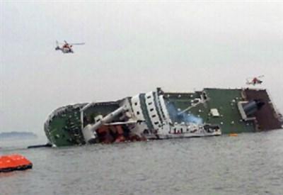 Il traghetto che affonda