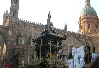 Festino Santa Rosalia Palermo