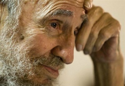Fidel Castro (LaPresse)