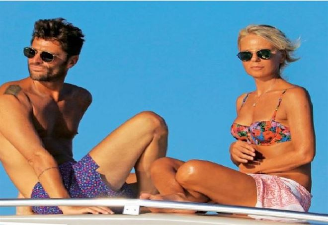 Maria De Filippi e Filippo Bisciglia, vacanze insieme sullo yacht della conduttrice