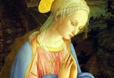 Filippo Lippi, Adorazione del Bambino di Camaldoli (1463) (Infophoto)