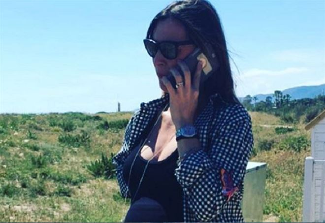 Flavia Pennetta, Instagram