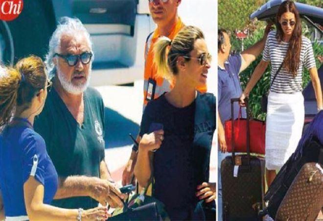 Gossip Flavio Briatore ha tradito Elisabetta Gregoraci? La rivelazione su 'Chi'