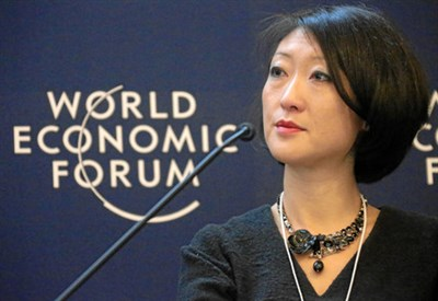 La ministra della cultura francese Fleur Pellerin (wikipedia.org)