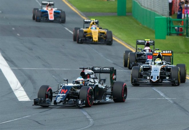 F1 Mercedes, Bottas: