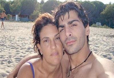 La vittima, Tiziana Olivieri, e il suo assassino, Ivan Forte