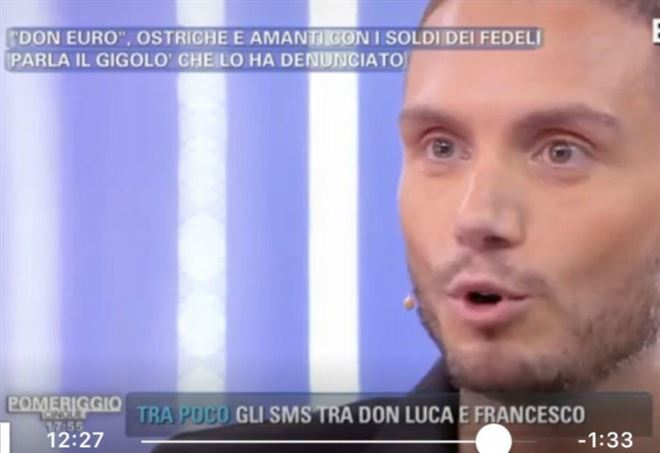 Preti gay e scandalo in Curia, coinvolti anche Salernitani e sacerdoti dell'Agro