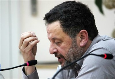 Franco Nembrini durante una lezione (Foto dal web)