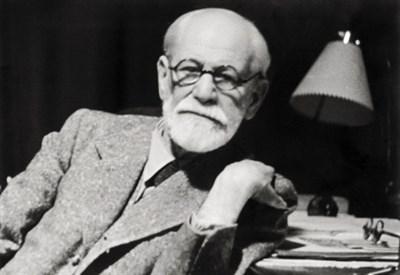 Sigmund Freud (1856-1939) (Immagine dal web)