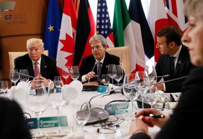 Cosa (non) è stato deciso al G7 di Taormina