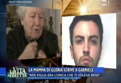 Gabriele DeFilippi, accusato dell'omicidio di Gloria Rosboch