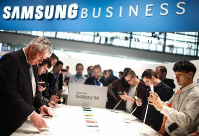 Samsung (Fonte Infophoto)