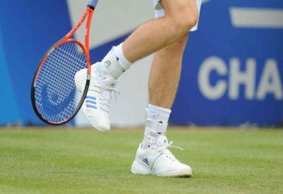 L'erba di Wimbledon (Foto: Infophoto)