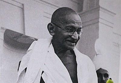 Mahatma Gandhi (Fonte Infophoto)
