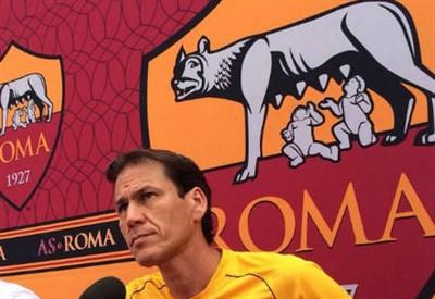 Rudi Garcia, allenatore della Roma (Infophoto)