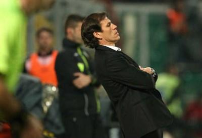Rudi Garcia, 50 anni, allenatore della Roma (INFOPHOTO)