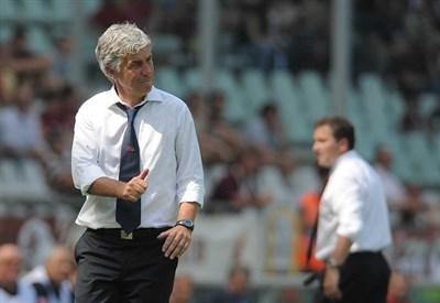 Gian Piero Gasperini è tornato al Genoa (Infophoto)